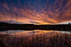 Lynx Lake Sunset