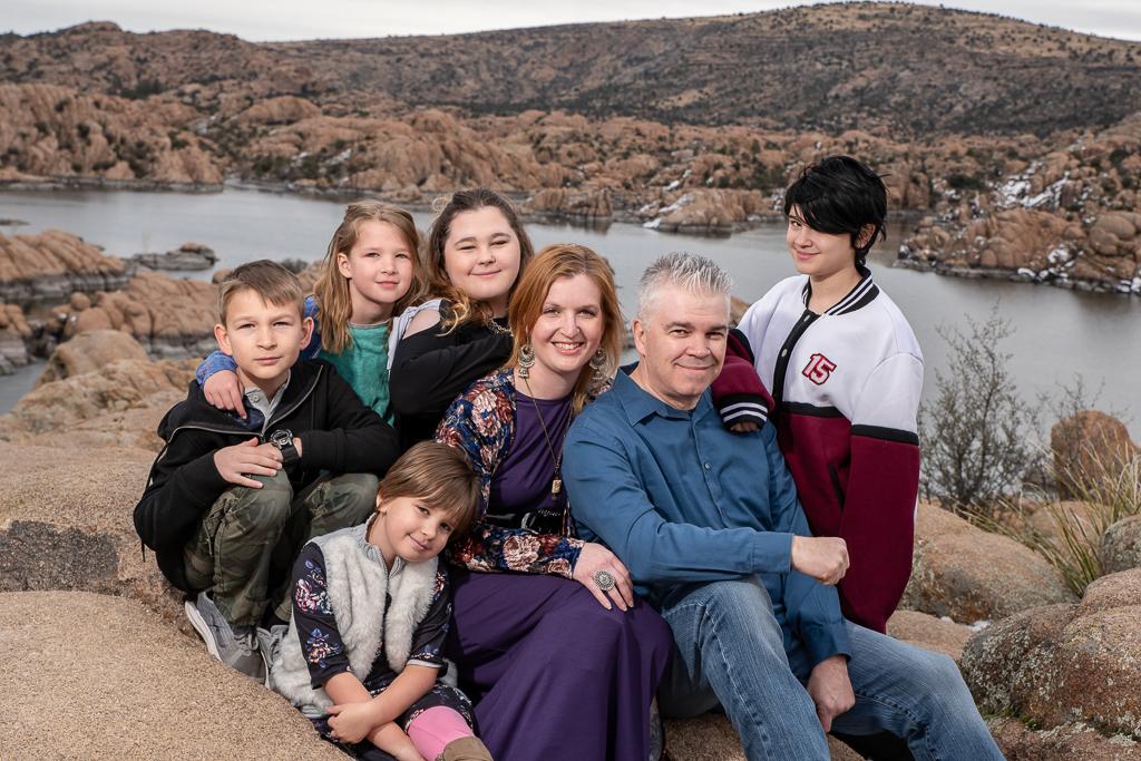 Eckhart Propp Family Portraits