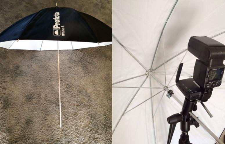 Umbrella Shaft Repair