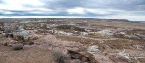 A boring panorama