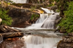 Glacier National Park Cascades