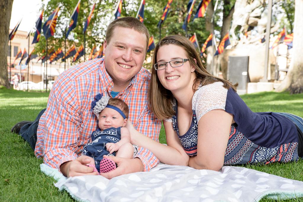 Blevins Family Portraits