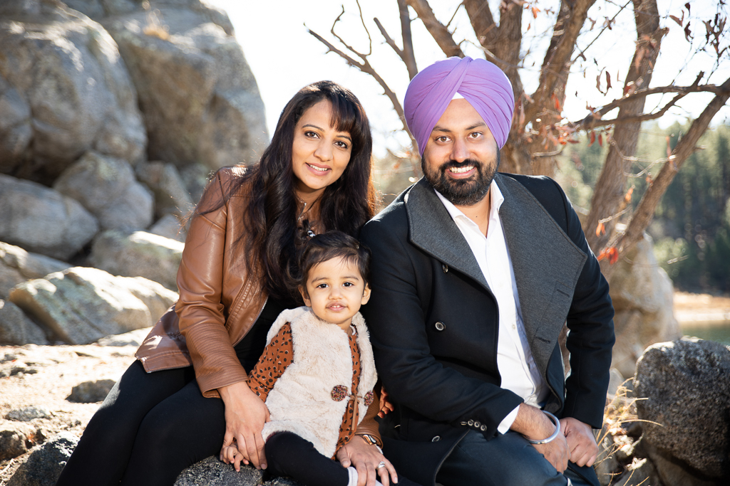 2018 Sahota Family Portraits